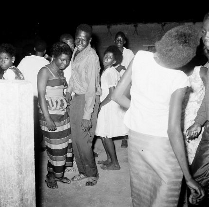 Surprise party Bamako Loura, años 60
